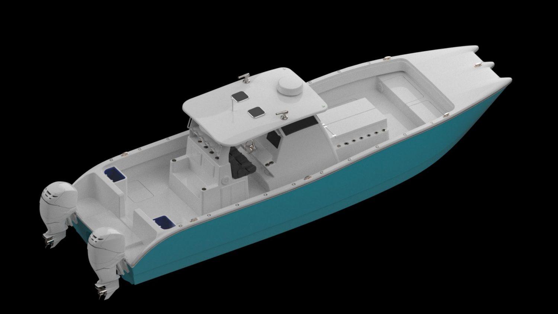 Insetta 35IFC Catamaran
