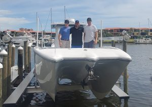 Insetta Boatworks Buying Experience - Sales Team