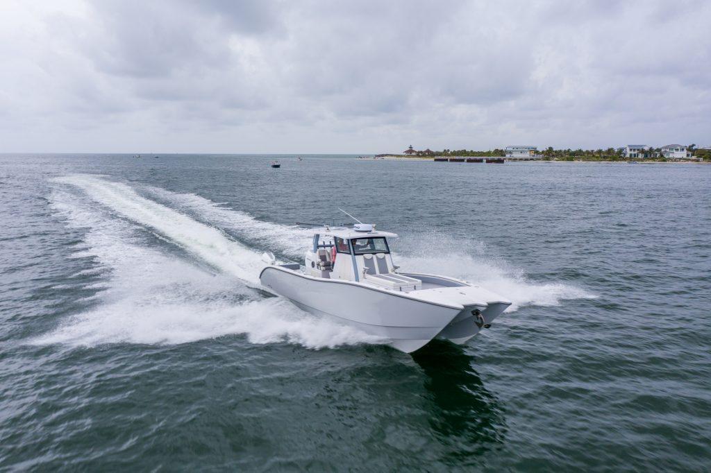 Insetta 35IFC Catamaran Hull #2